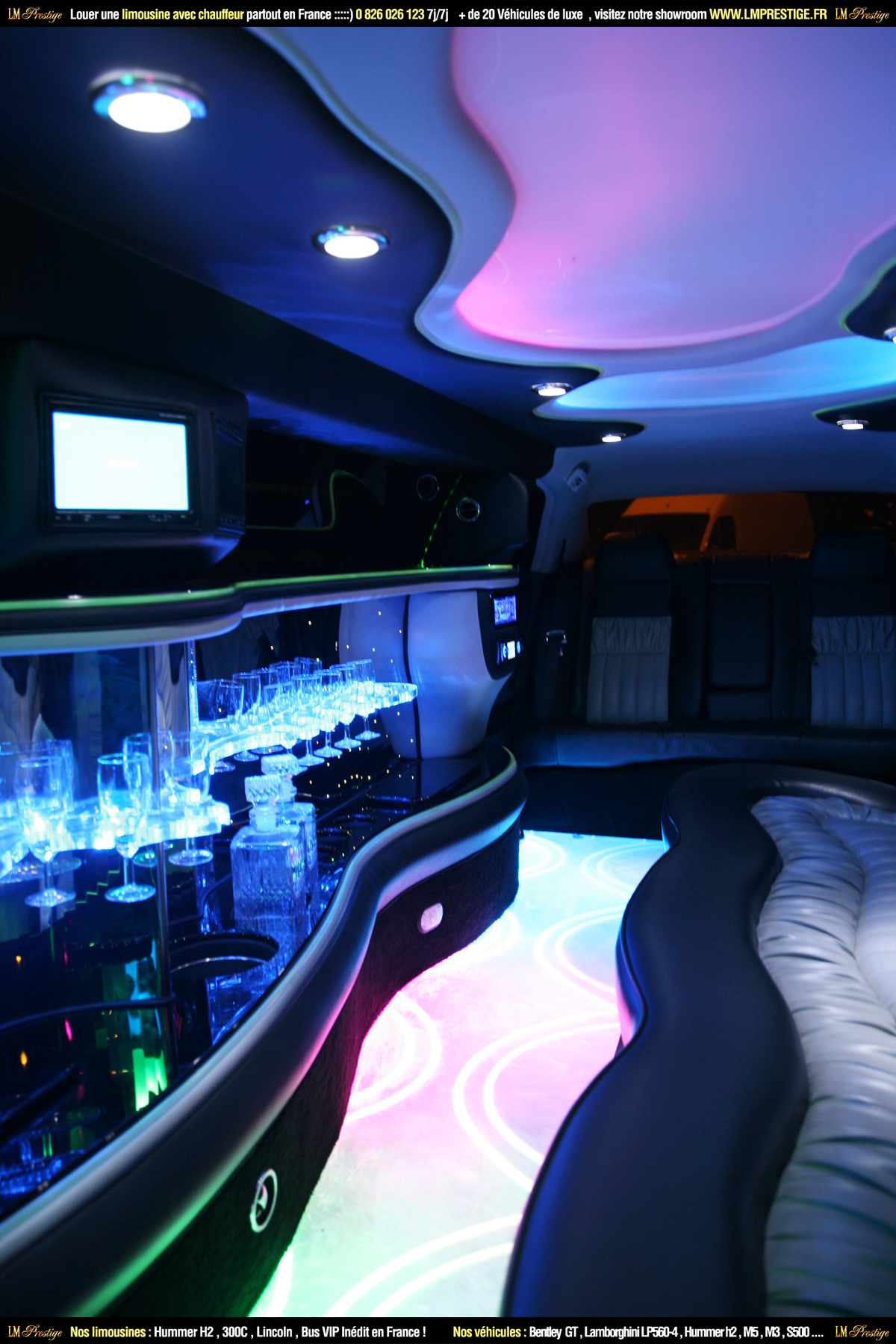 location limousine blanche louer limousine blanche. Black Bedroom Furniture Sets. Home Design Ideas